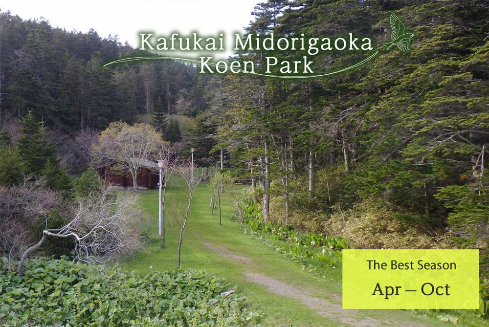 Kafukai Midorigaoka Koen Park