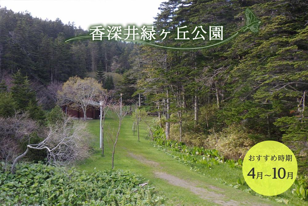 香深井緑ヶ丘公園